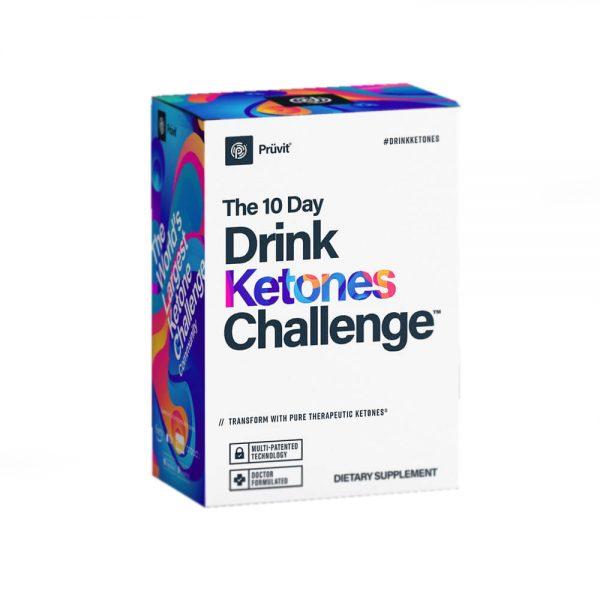 10 day drink ketones challenge white