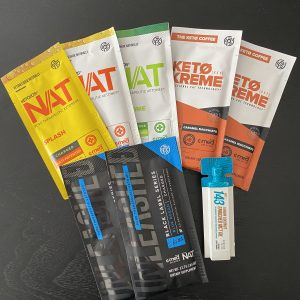 Prüvit KETO//OS® NAT™, MSCT, Unleashed Samples
